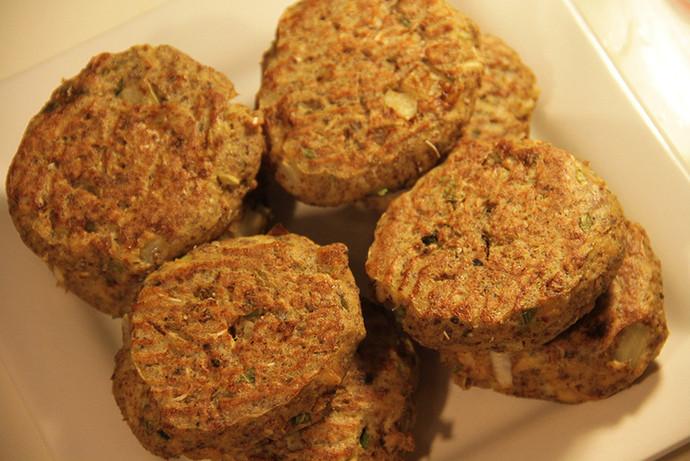 Healthy Salmon Patties Baked  Baked Salmon Patties Recipe RecipeYum