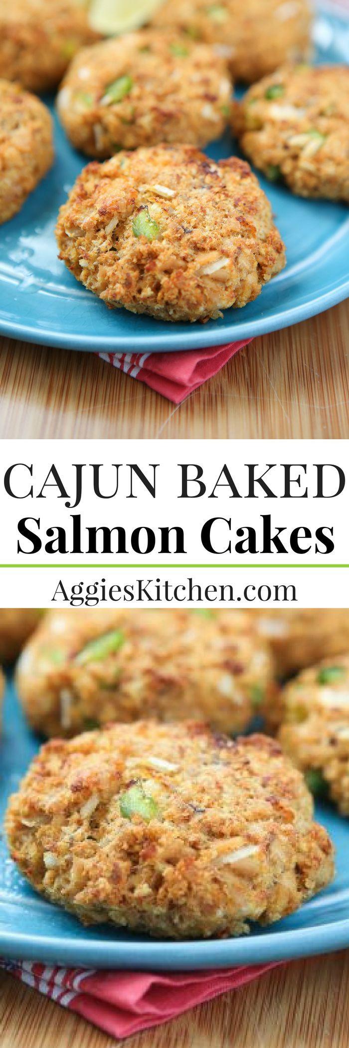 Healthy Salmon Patties Baked  Best 25 Salmon cakes ideas on Pinterest