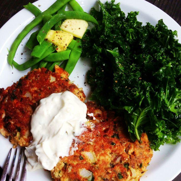 Healthy Salmon Patties  1000 ideas about Healthy Salmon Cakes on Pinterest