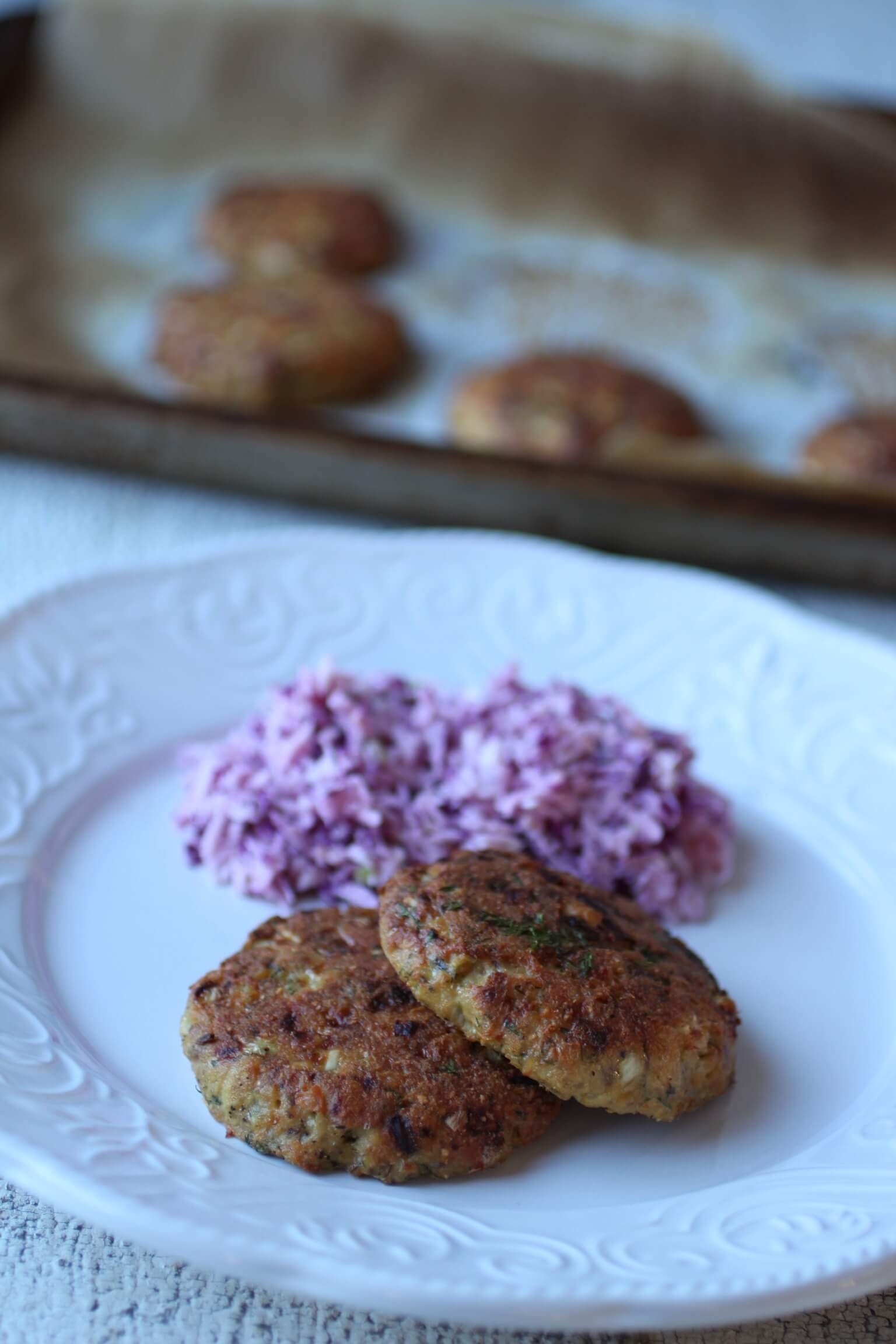 Healthy Salmon Patties  Recipe for Healthy Salmon Patties Have a Salmon Cake Dinner