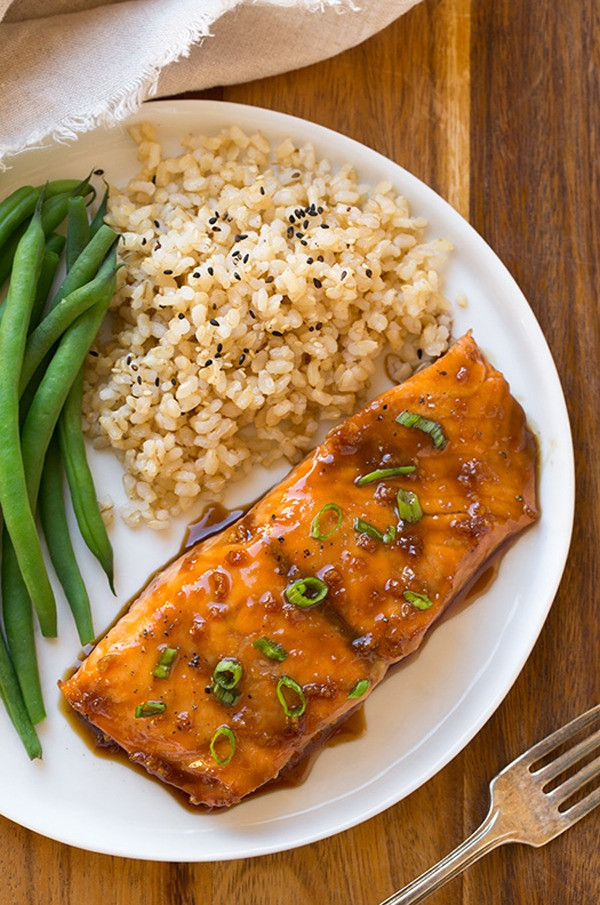 Healthy Salmon Recipes For Weight Loss  20 Easy And Healthy Dinner Ideas