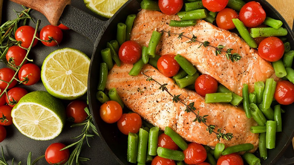Healthy Salmon Recipes For Weight Loss  Dr Oz The Pegan Diet Plan The 21 Day Weight Loss