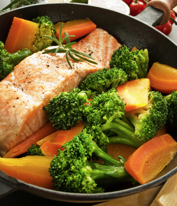 Healthy Salmon Recipes For Weight Loss  Recipes