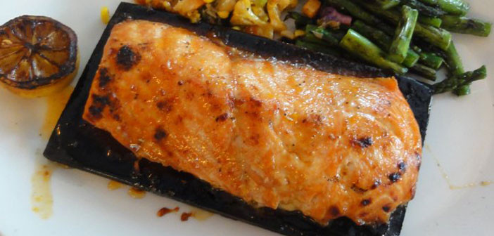 Healthy Salmon Recipes For Weight Loss  Apricot Glazed Salmon Healthy Weight Loss Recipe
