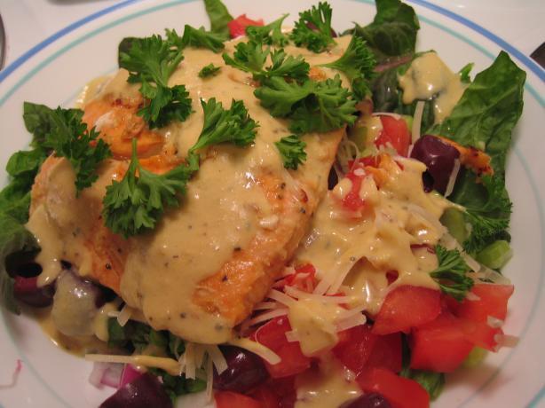 Healthy Salmon Salad  Healthy Salmon Salad Recipe Food