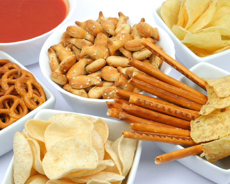 Healthy Salty Snacks For Weight Loss  11 Easy Ways To Trim Down Your Silhouette With Healthy