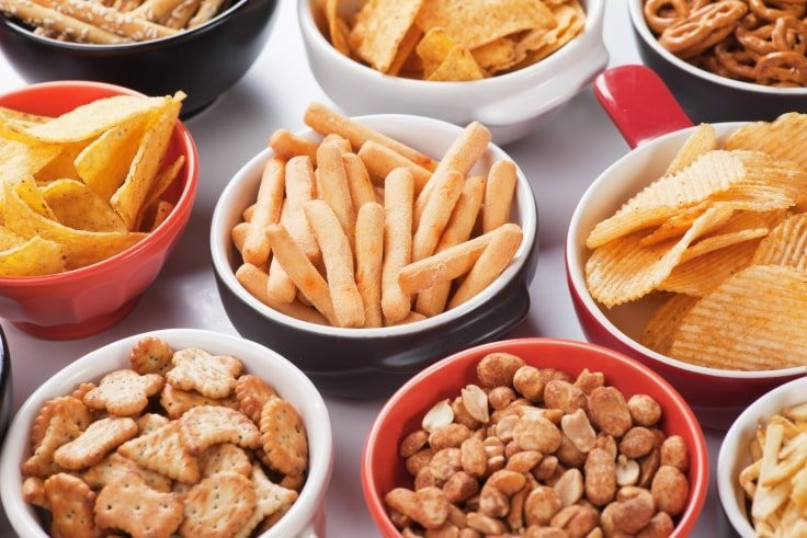 Healthy Salty Snacks For Weight Loss  Losing Weight Is Much Easier With A Few Lifestyle Tweaks
