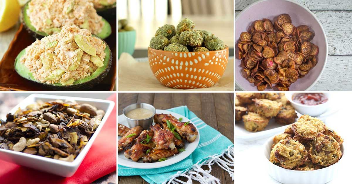 Healthy Salty Snacks For Weight Loss  17 Salty Keto Snack Recipes