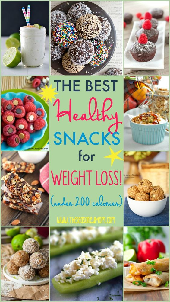 Healthy Salty Snacks For Weight Loss  The Best Healthy Snacks for Weight Loss Under 200