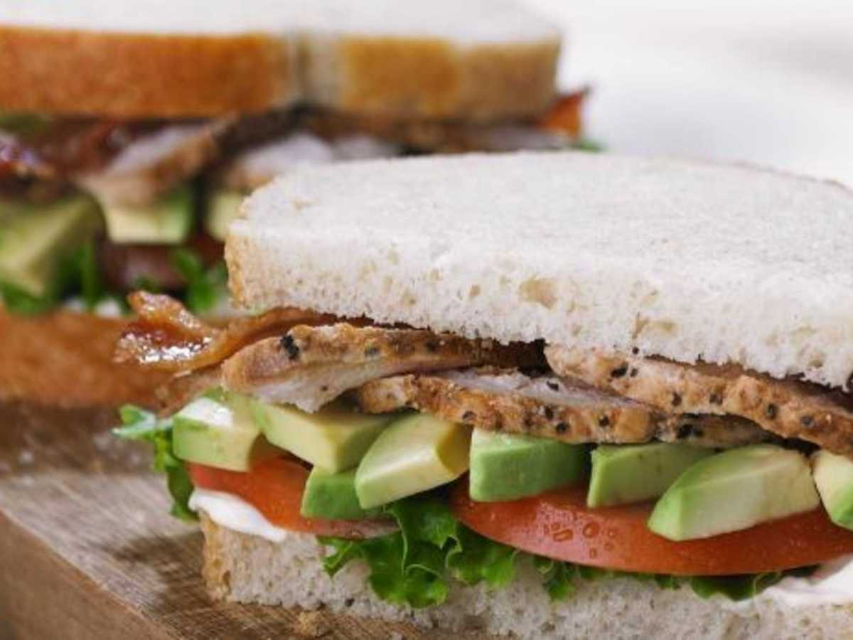 Healthy Sandwich Bread  The Healthiest Sandwich Choices at Panera Bread Cooking