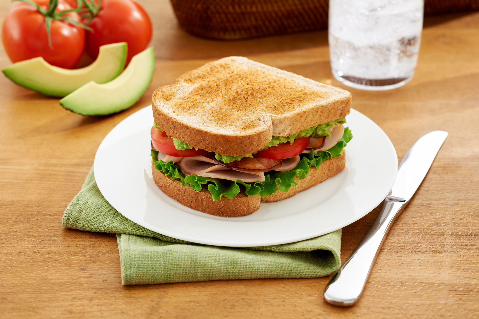 Healthy Sandwich Bread  Get nutrition naturally in 2013 with these classic