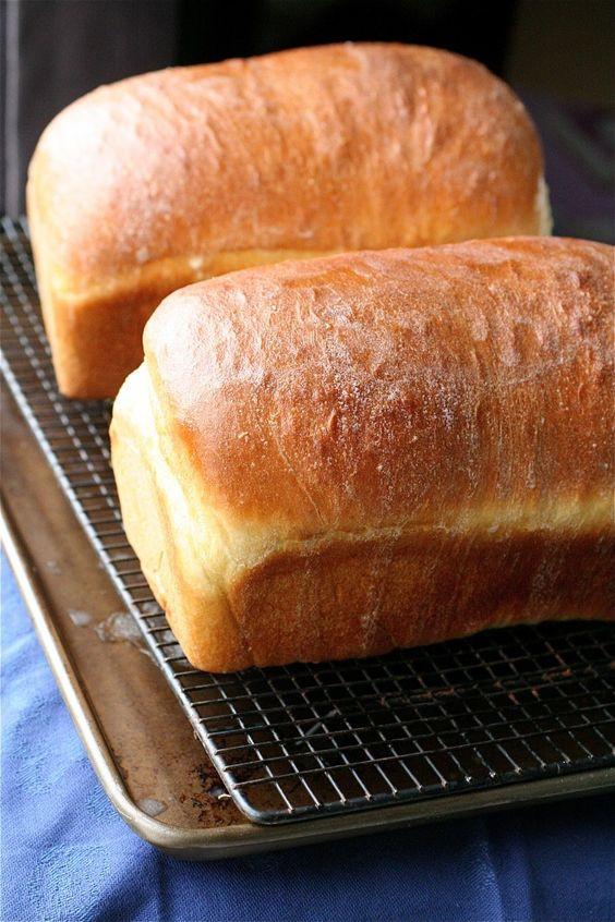 Healthy Sandwich Bread Recipe  White Bread Great for sandwiches I love the white bread