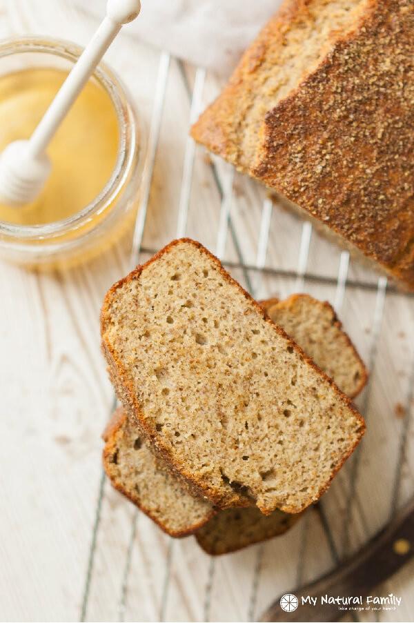 Healthy Sandwich Bread Recipe  Best 25 Paleo Bread Recipes Paleo Gluten Free Eats