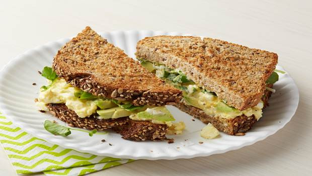 Healthy Sandwich Recipes For Weight Loss  Healthy low calorie sandwiches & recipes for weight loss plan