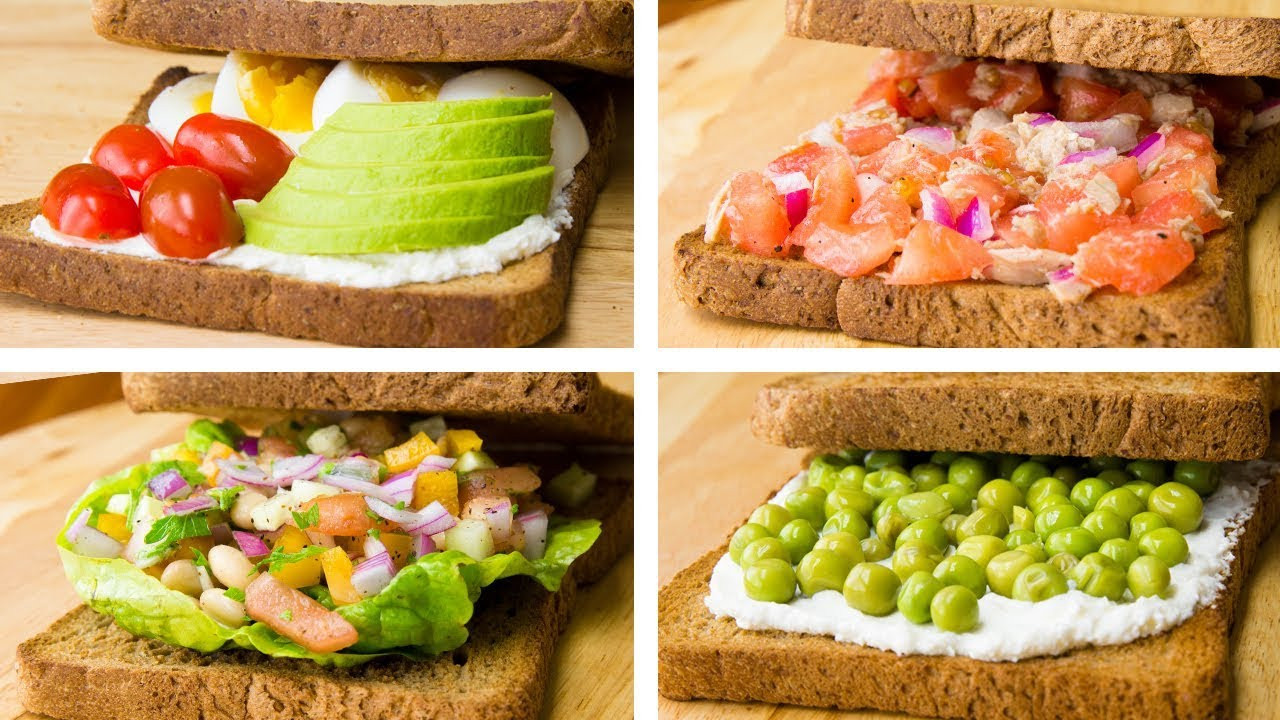 Healthy Sandwich Recipes For Weight Loss  5 Healthy Sandwich Recipes For Weight Loss