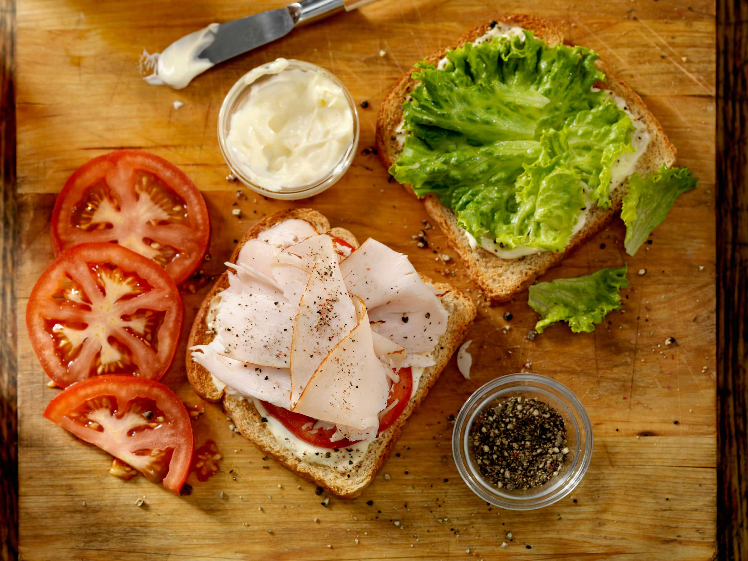 Healthy Sandwich Recipes For Weight Loss  Healthy Sandwiches for Weight Loss