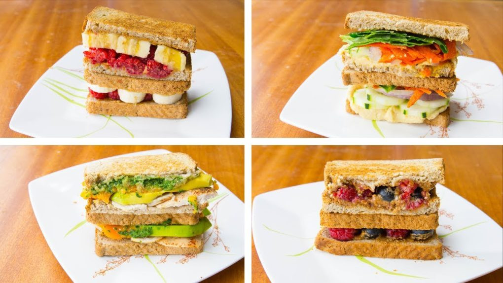 Healthy Sandwich Recipes For Weight Loss  5 Delicious Sandwich Ideas Healthy Weight Loss Recipes
