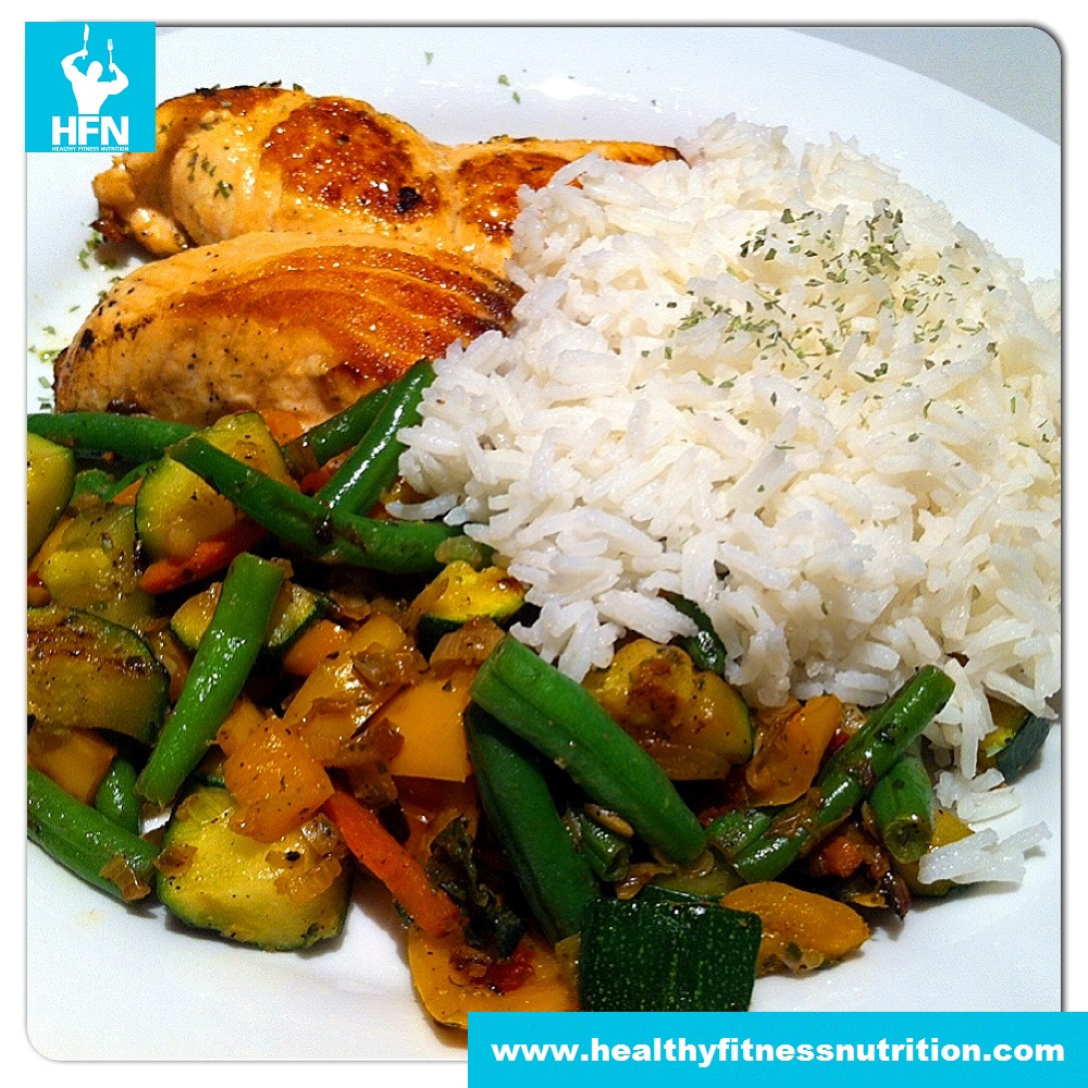 Healthy Sauces For Rice  is basmati rice healthy