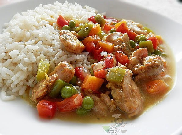 Healthy Sauces For Rice  Nigerian Rice Recipes