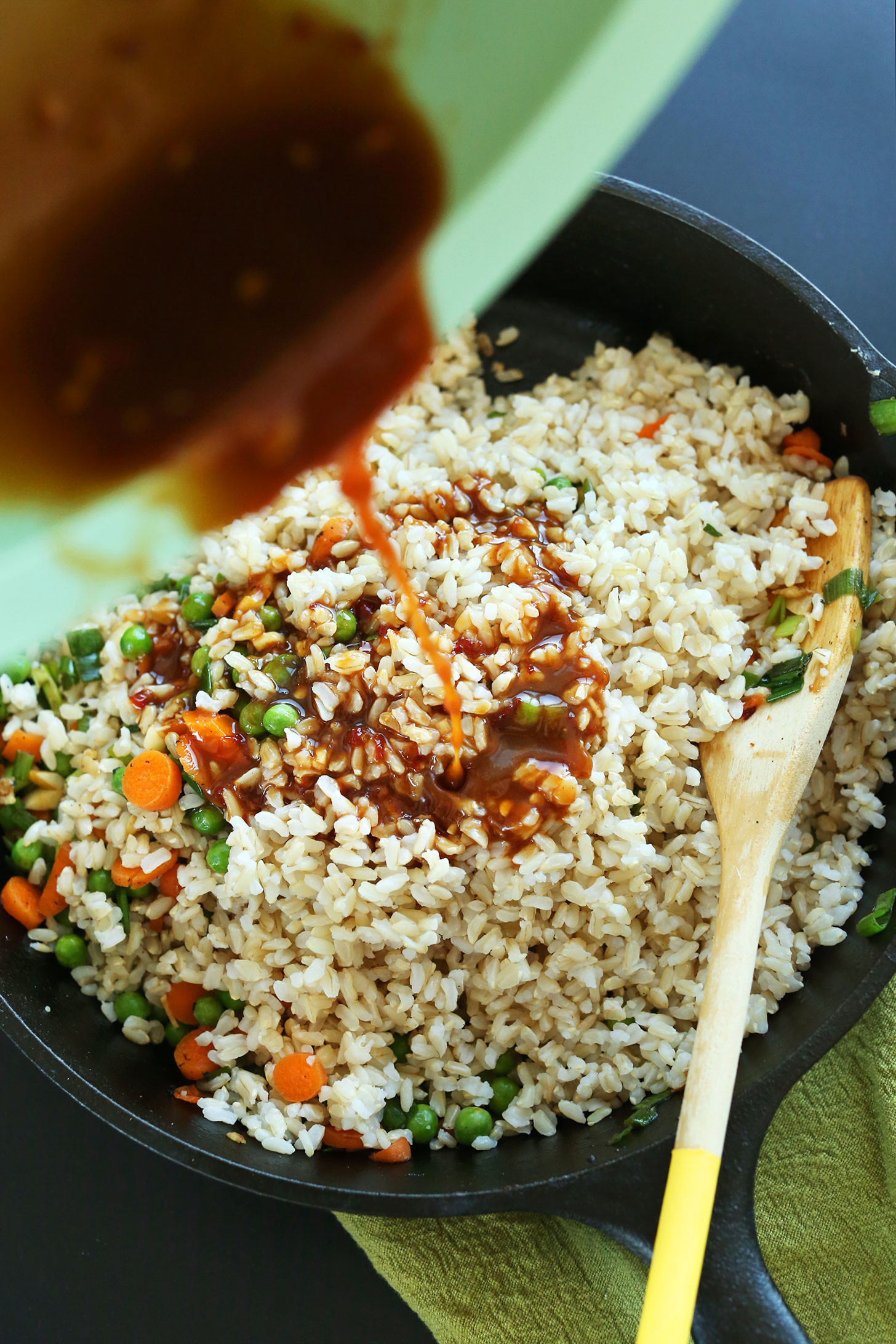 Healthy Sauces for Rice the Best Vegan Fried Rice