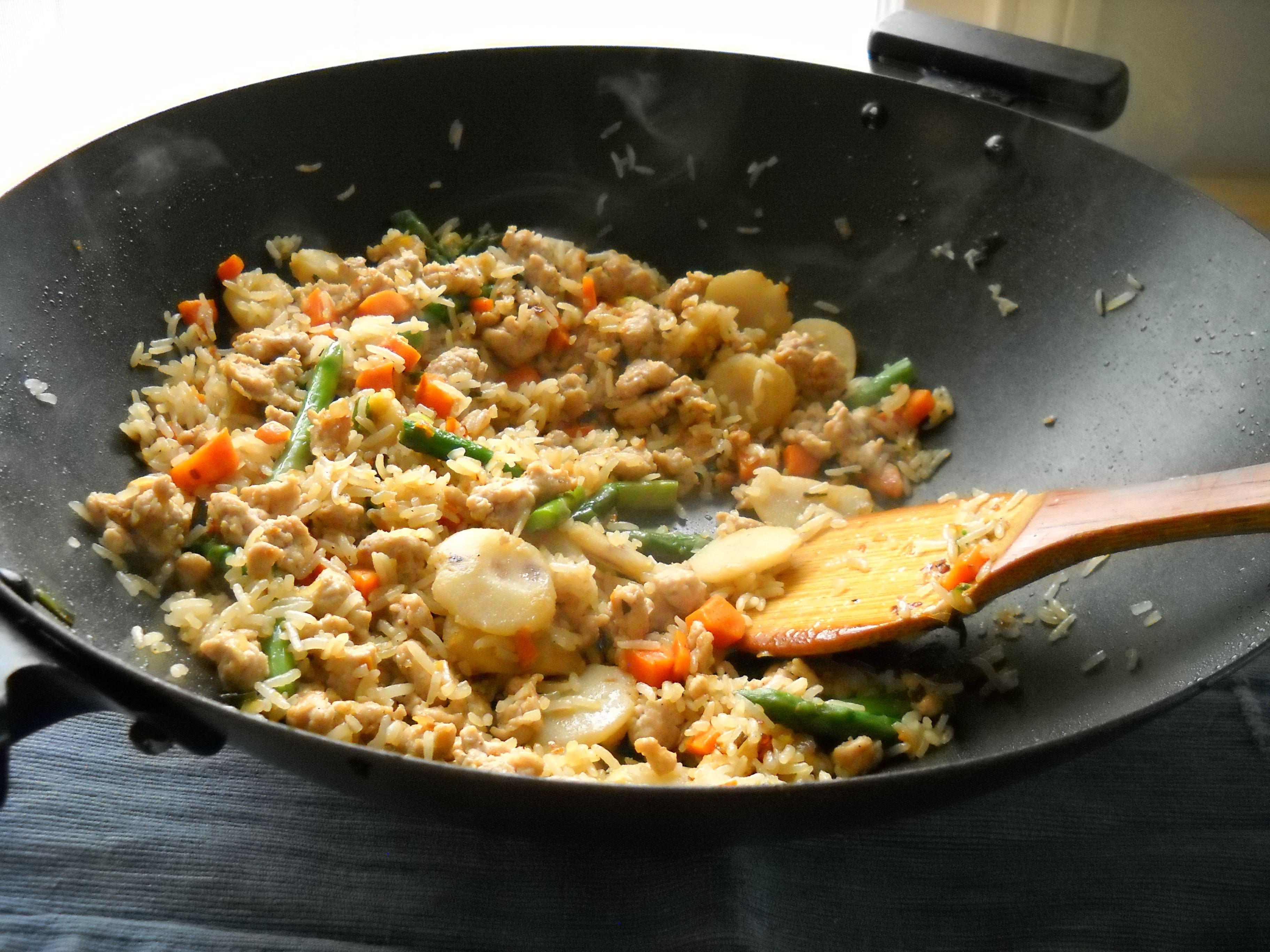 Healthy Sauces For Rice  Gluten Free Allergy Free Chicken Fried Rice and Soy Free