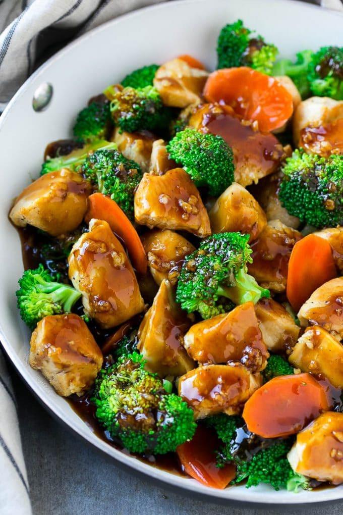 Healthy Sauces For Vegetables  Honey Garlic Chicken Stir Fry The Paradigm Academy BJJ