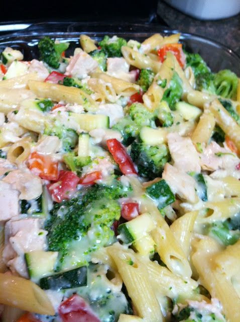 Healthy Sauces For Vegetables  Healthy Chicken Ve able Casserole