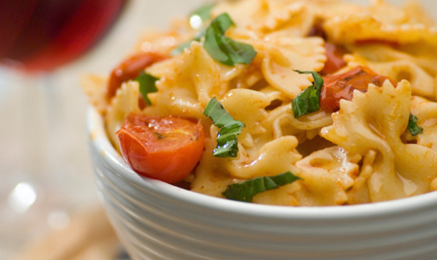 Healthy Sauces For Vegetables  Italiano Healthy Pasta with Ve able Sauces