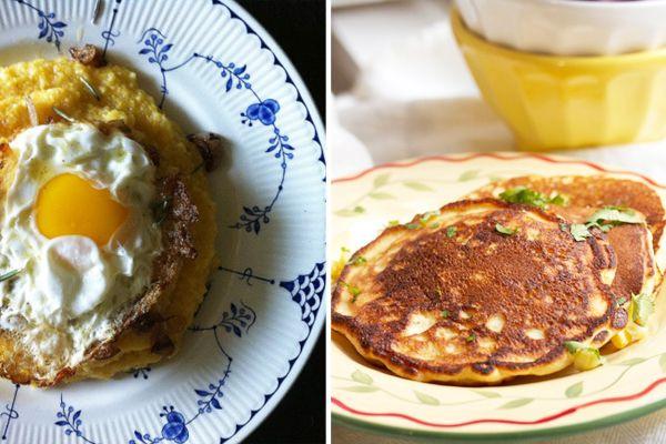 Healthy Savory Breakfast  7 best images about Breakfast on Pinterest