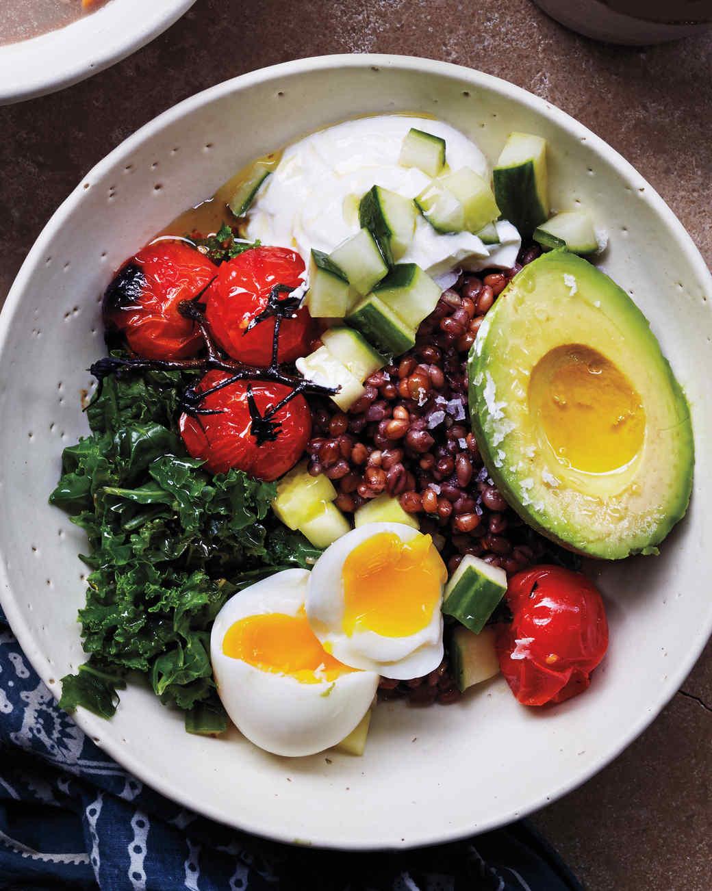 Healthy Savory Breakfast  Savory Breakfast Bowl