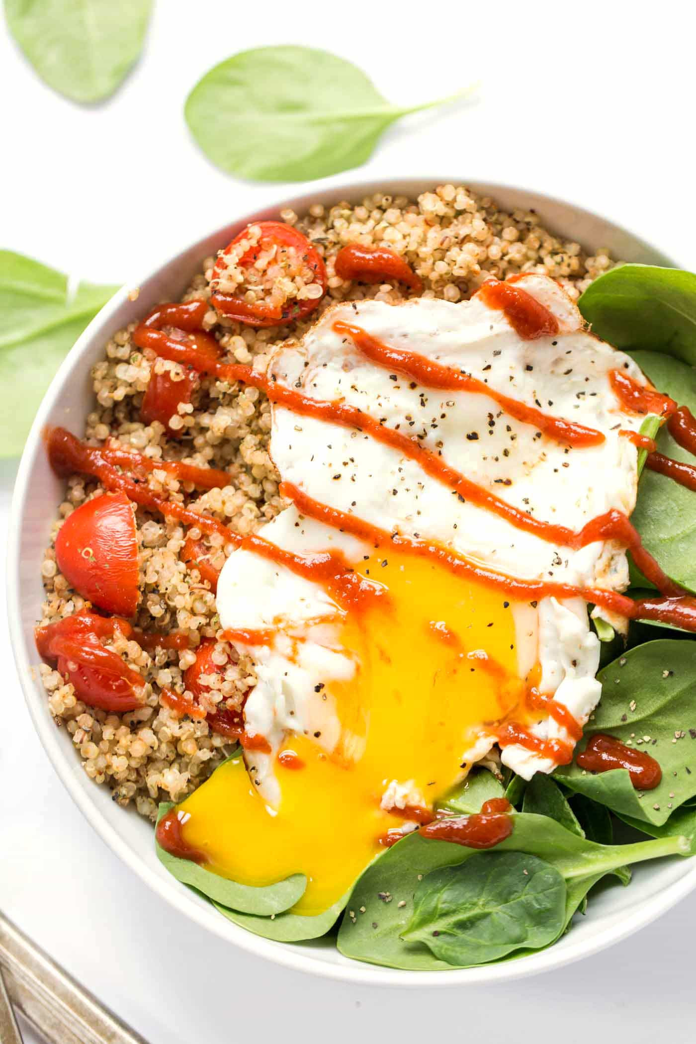 Healthy Savory Breakfast  5 minute Savory Breakfast Quinoa Simply Quinoa