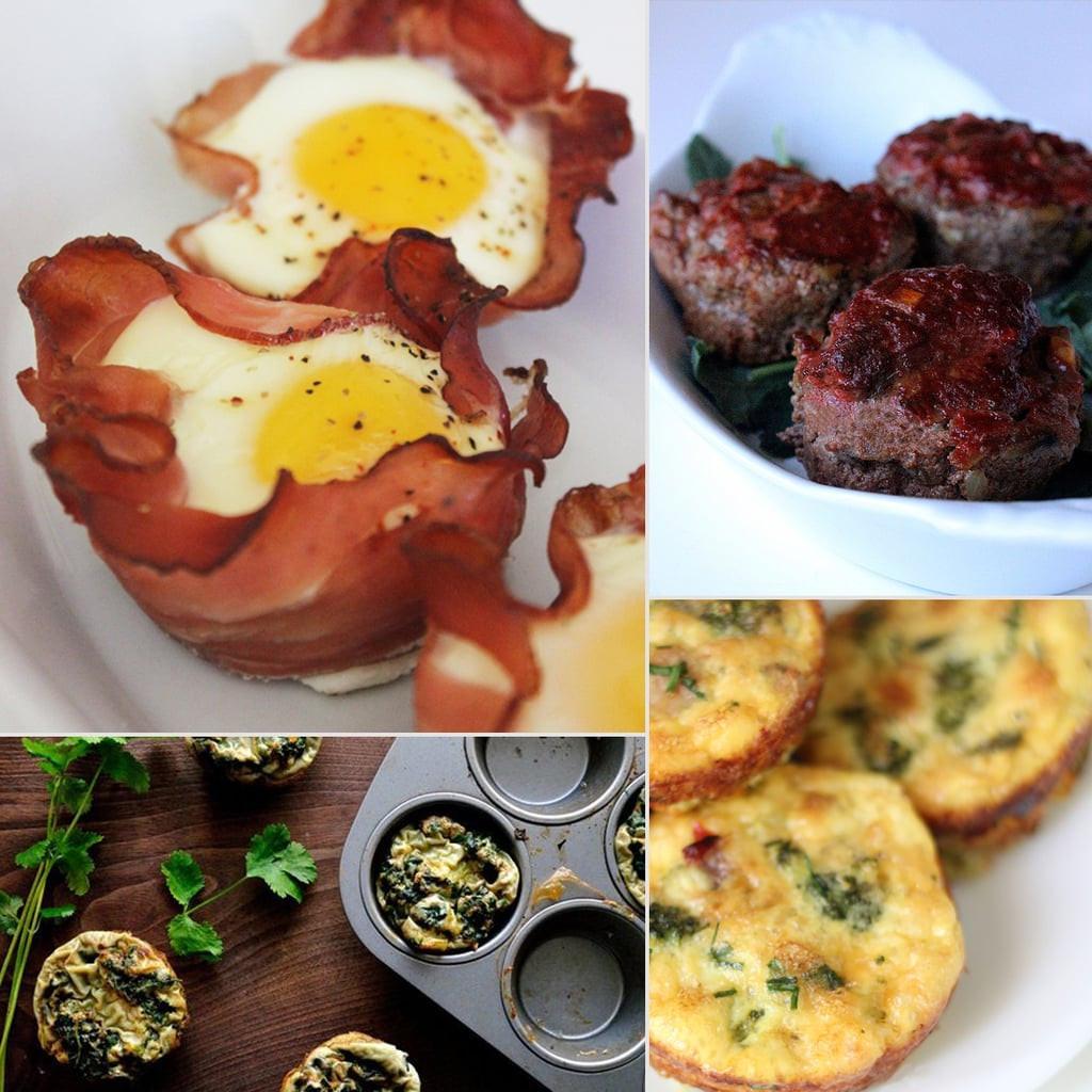 Healthy Savory Breakfast  Healthy Savory Breakfast Muffin Recipes