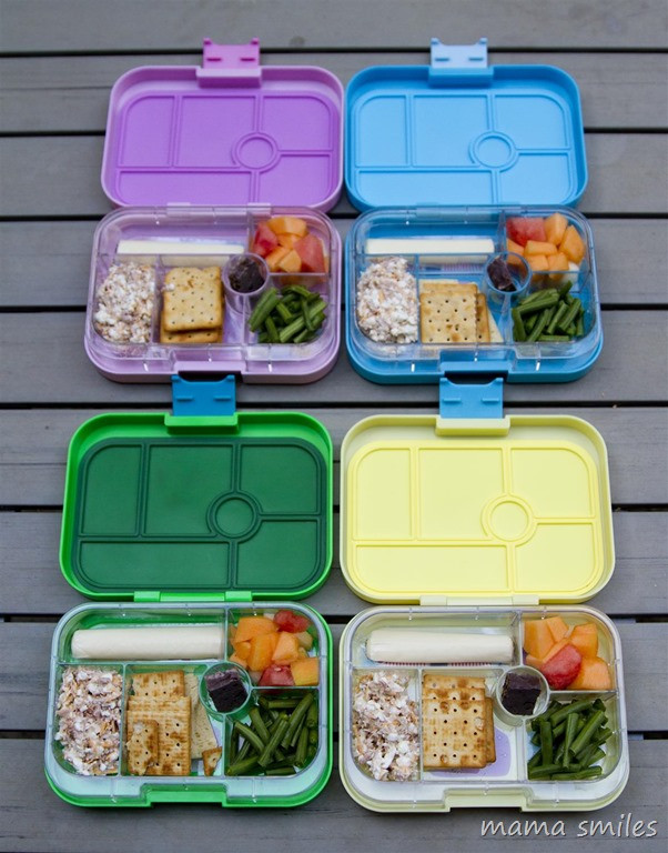 Healthy School Lunches For Kids  Make It Easy for Your Kids to Pack a Healthy Lunchbox