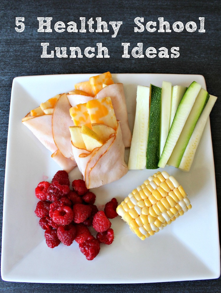 Healthy School Lunches For Kids  Healthy School Lunch Ideas