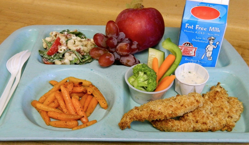 Healthy School Lunches For Kids  Healthy School Lunches in Place But Kids Not Eating Them