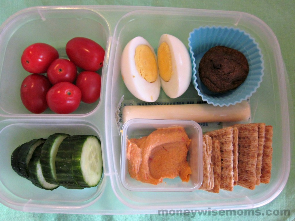 Healthy School Lunches For Kids  Healthy School Lunches My Kids Faves Moneywise Moms