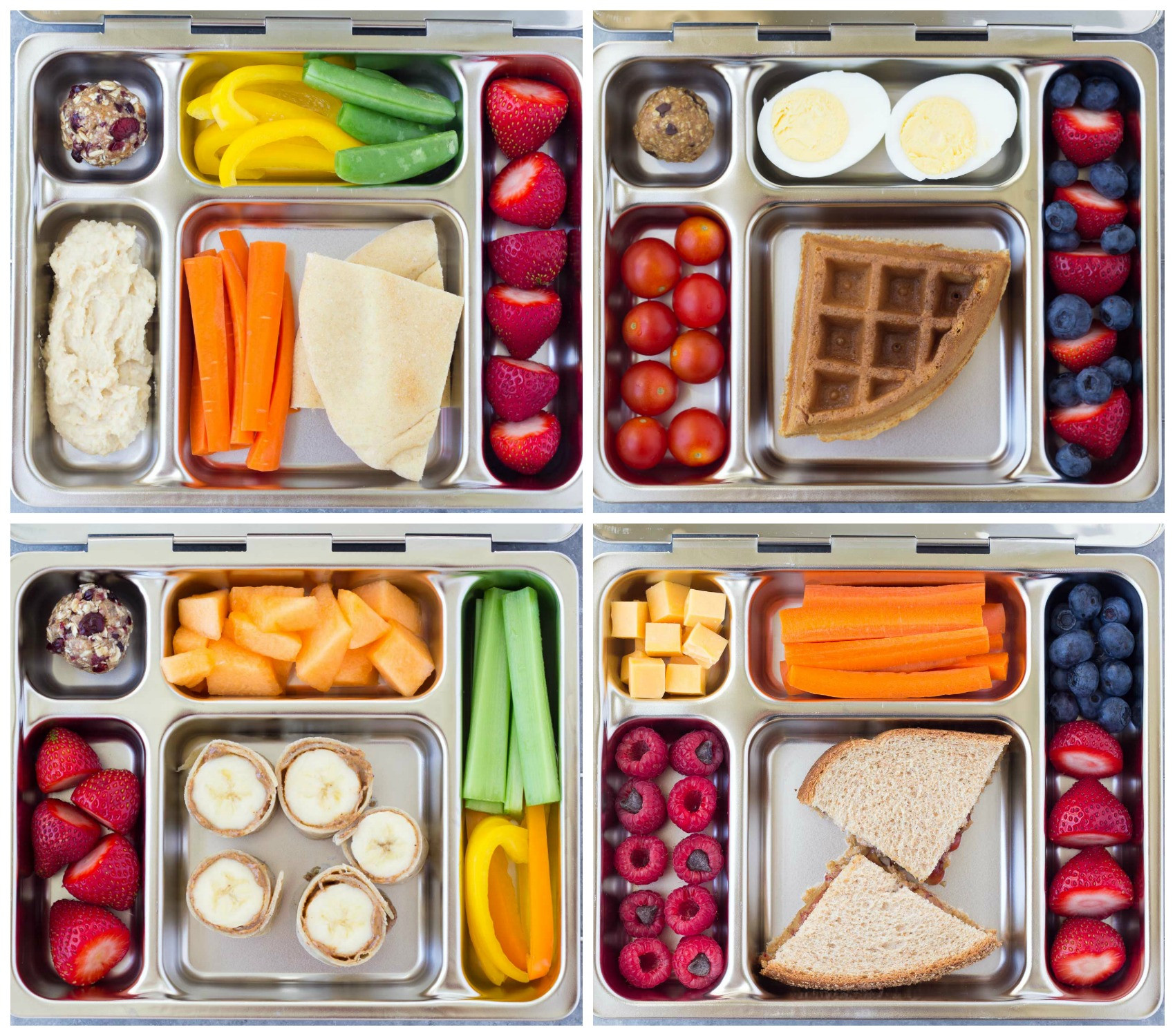 Healthy School Lunches For Kids  10 Healthy School Lunches for Kids Kristine s Kitchen