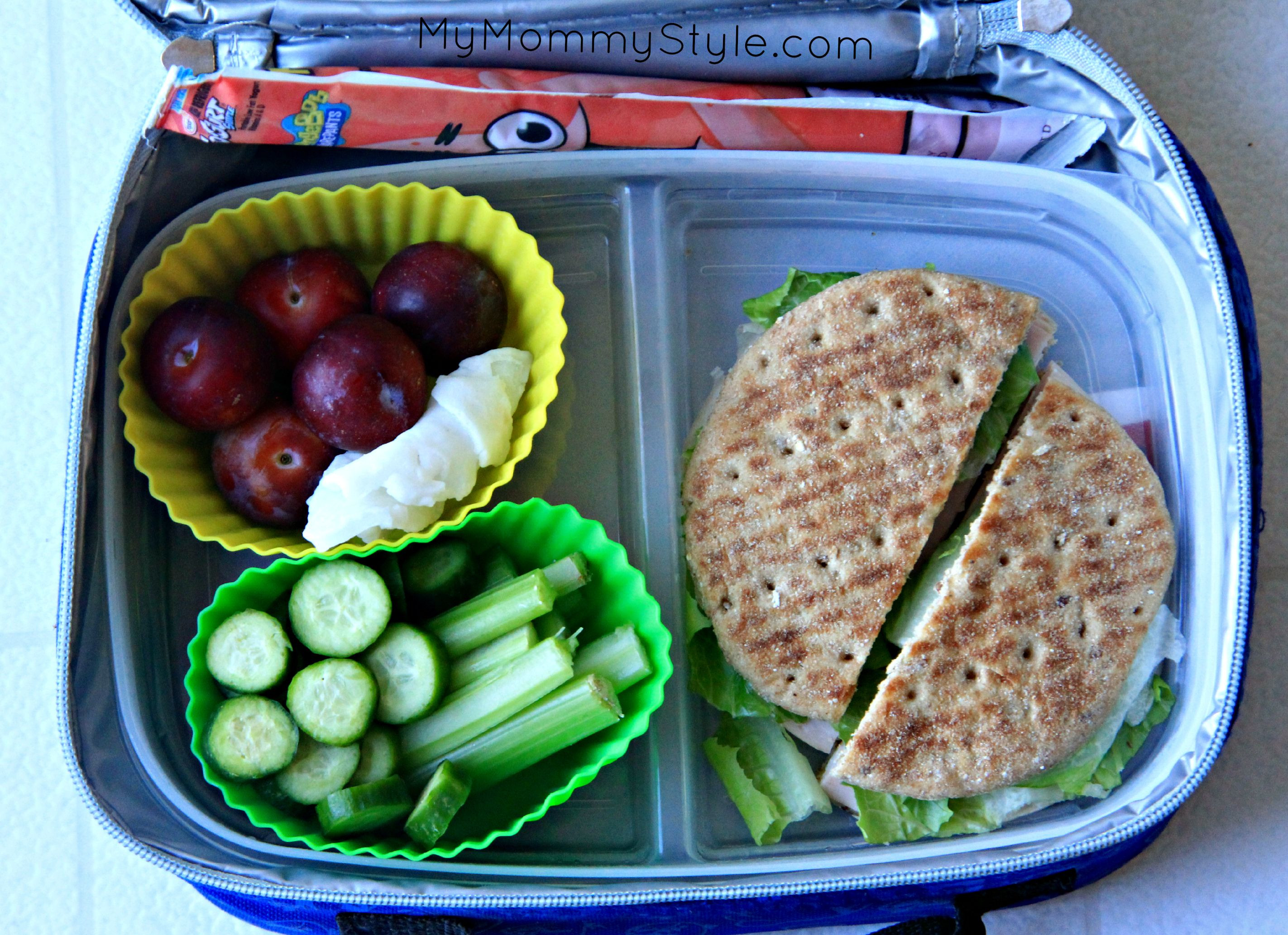 Healthy School Lunches For Teens  healthy school lunches for teens