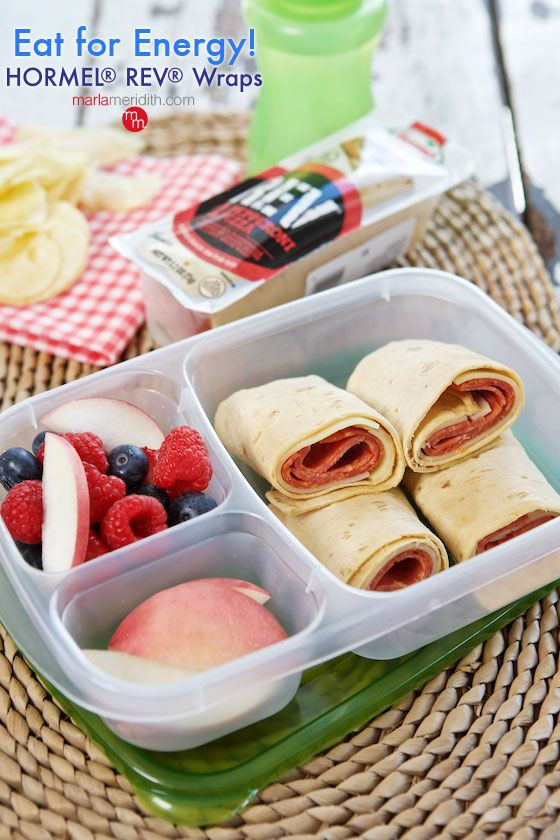 Healthy School Lunches For Teens  Ideas de almuerzo Almuerzos and Volver a la escuela on
