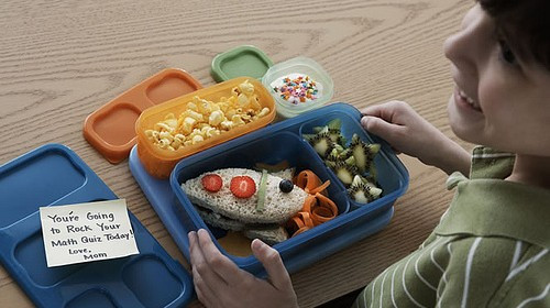 Healthy School Lunches For Teens  Back To School Healthy Packed Lunch Ideas