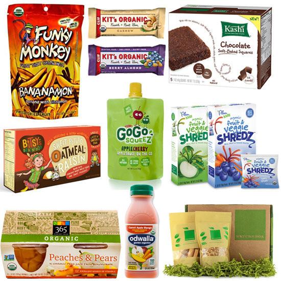 Healthy School Snacks For Kids  Easy Healthy After School Snacks
