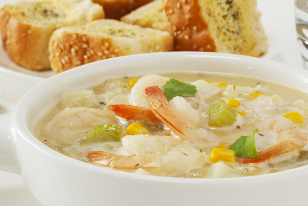 Healthy Seafood Slow Cooker Recipes  Crock Pot Recipes Seafood Corn Chowder The Healthy Fish