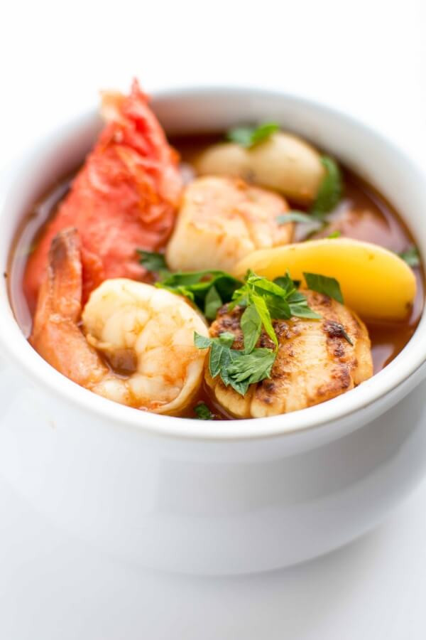 Healthy Seafood Slow Cooker Recipes  Slow Cooker Spicy Seafood Stew