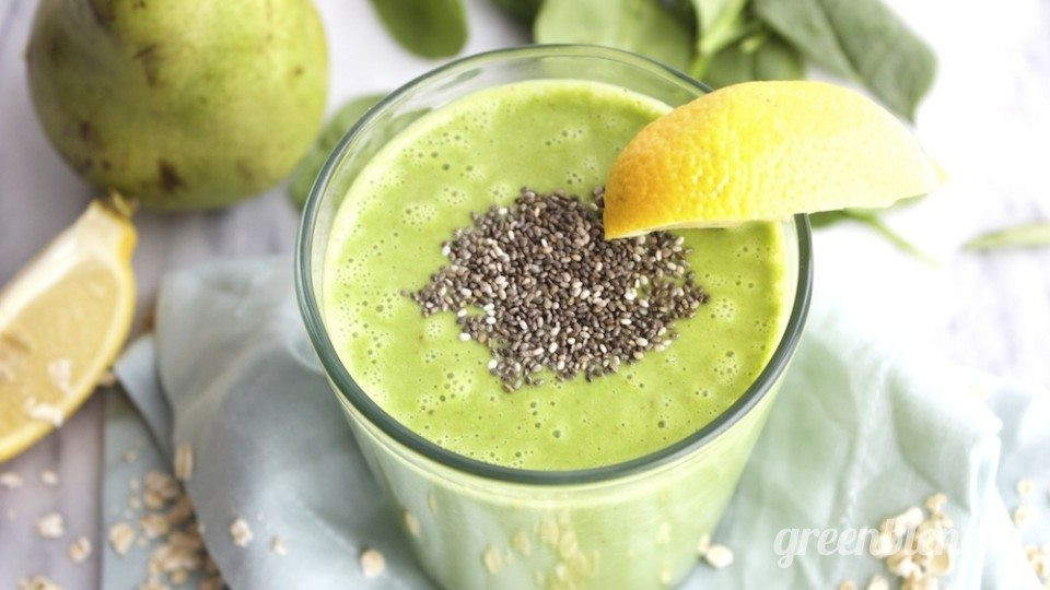Healthy Seeds For Smoothies  Lemon Chia Seed Muffin GreenBlender