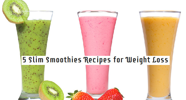 Healthy Shake Recipes For Weight Loss  List of healthy weight loss shakes