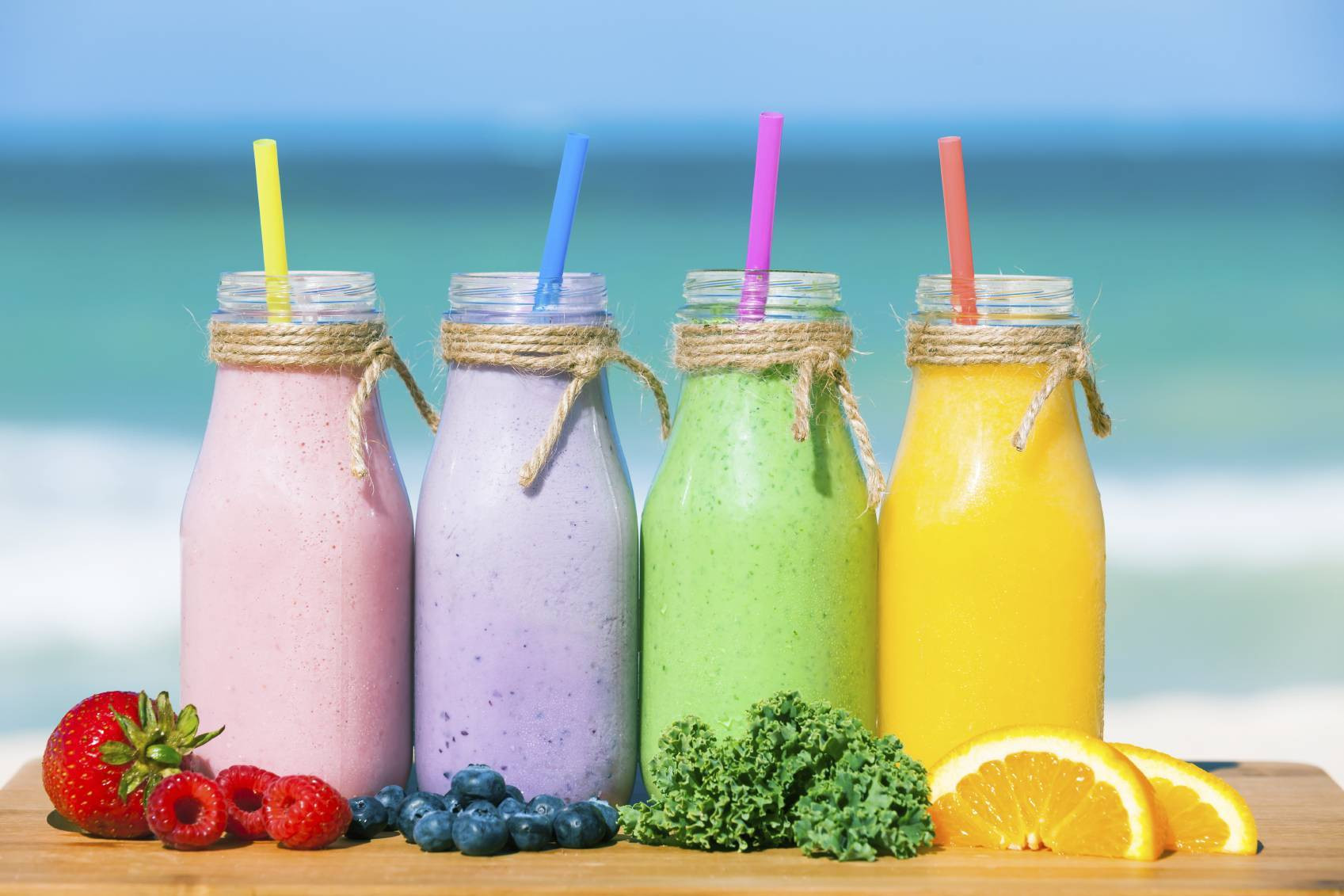 Healthy Shakes And Smoothies  7 Healthy Smoothie Recipes