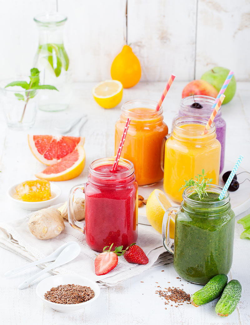 Healthy Shakes And Smoothies  18 Healthy Smoothie Recipes