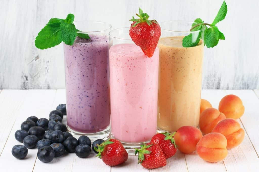 Healthy Shakes For Breakfast  The Natural Beauty & Health Blog