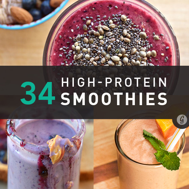 Healthy Shakes For Breakfast  Best 25 Smoothie recipes ideas on Pinterest