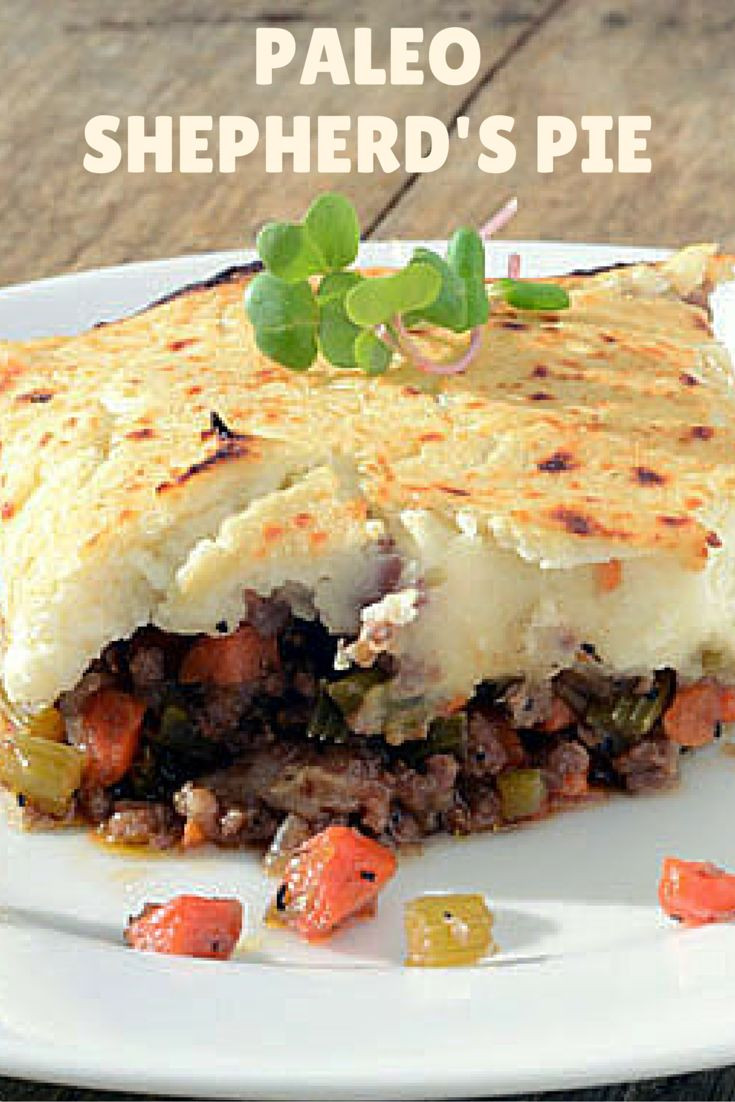 Healthy Shepherd'S Pie  1000 ideas about Healthy Shepards Pie on Pinterest